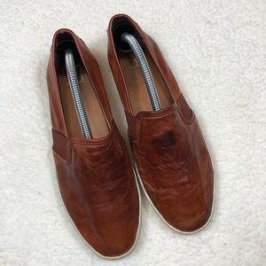 Men's Brown Frye Shoes